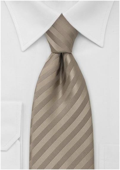 Light Brown Neckties