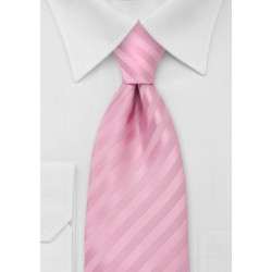 Mens Tie in Rose-Pink