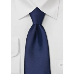 Dark Blue Kids Necktie