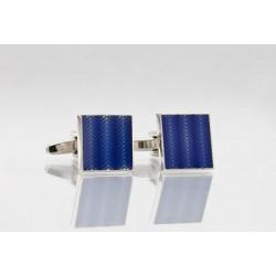 Sapphire Blue Cuff Links