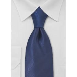 Dark Blue Mens Necktie