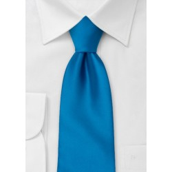 Solid Bright Kids Tie