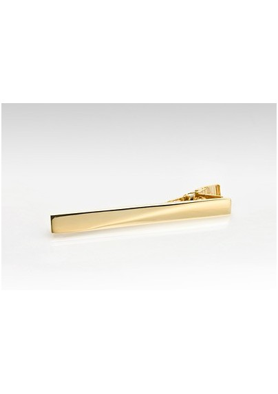 Faux Gold Tie Clip