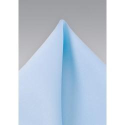 Light Blue Pocket Square