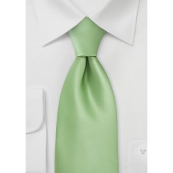 Key Lime Tie in XL Length