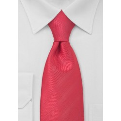 Watermelon Tie in Extra Long Length