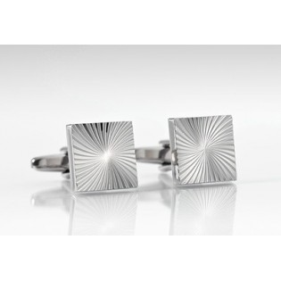 Art Deco Square Shaped Cufflinks