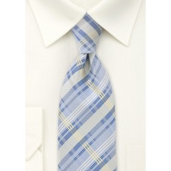 Summer Kids Neck Tie in Light Blue