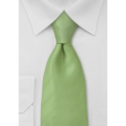 XL Mint Green Men's Tie