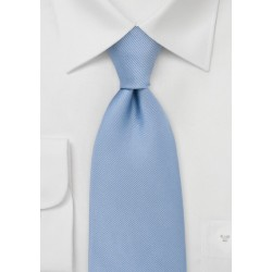 Textured Pool Blue Kids Tie