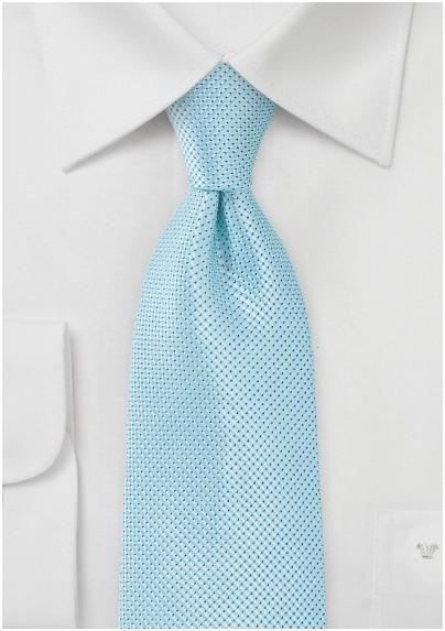 Spearmint Colored Men's Necktie