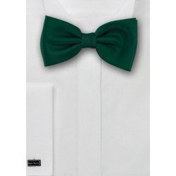 Dark Hunter Green Bow Tie
