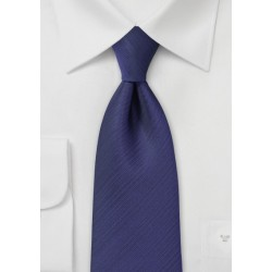 Monochromatic Aubergine Necktie by Designer Puccini