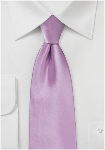 Royal Bloom Colored Necktie