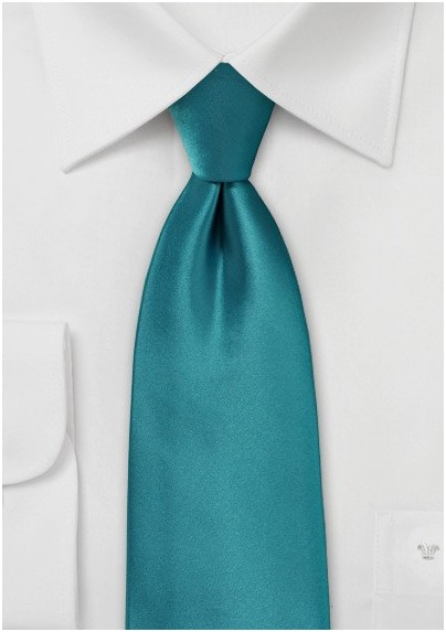 Oasis Color Necktie