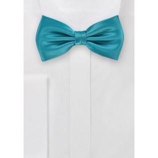 Adriatic Blue Bow Tie