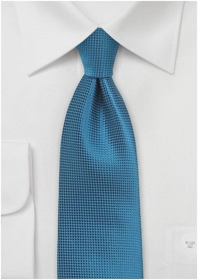 Ink Blue Colored Necktie