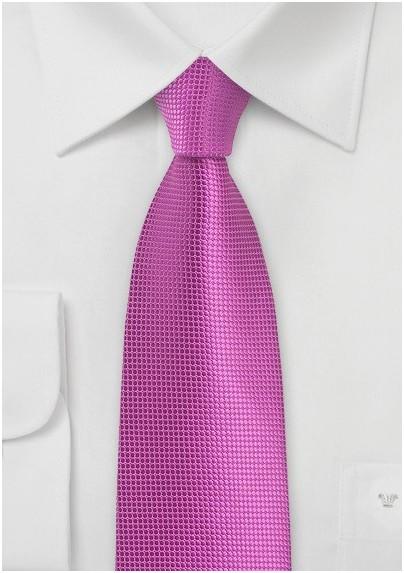 Purple Orchid Colored Necktie