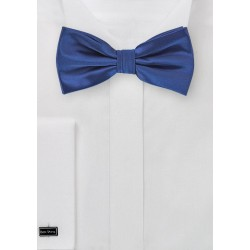 Elegant Bow Tie in Royal Blue
