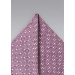 Raspberry Pocket Square