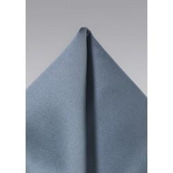 Classic Gray Pocket Square