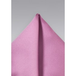 Orchid Pink Pocket Square