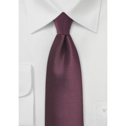 Port Red Kids Tie