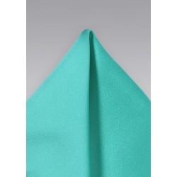 Mermaid Color Pocket Square in Single Color