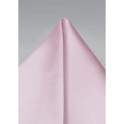 Lilac Pink Mens Pocket Square