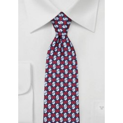 Million Dollar Necktie