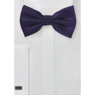 Matte Bow Tie in Regency