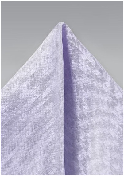 Textured Hanky in Lavender