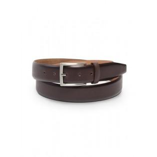 Elegant Dress Belt in Dark Brown
