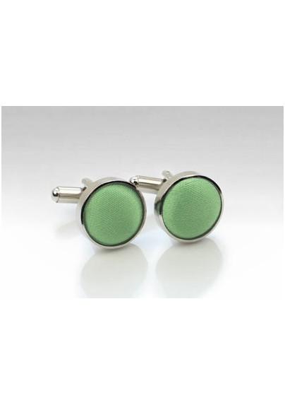 Sage Green Mens Cufflinks