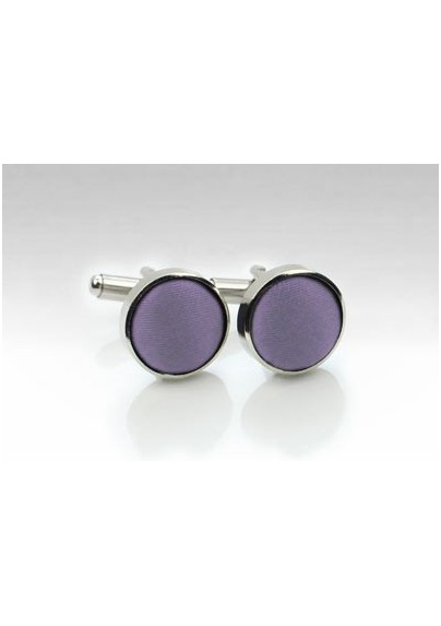 Wisteria Purple Cufflinks