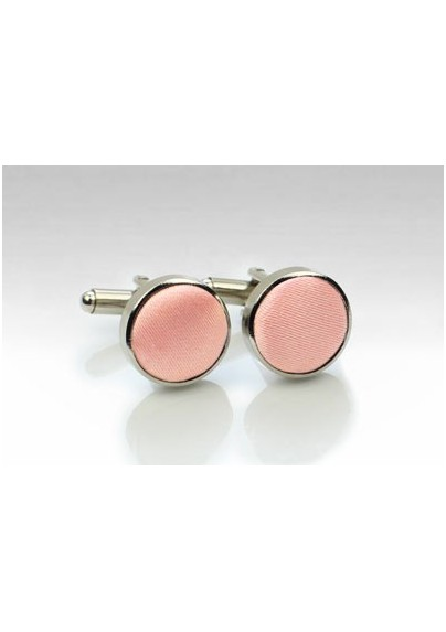 Tropical Peach Cufflinks