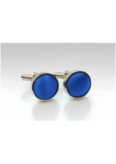 Azure Blue Men's Cufflinks