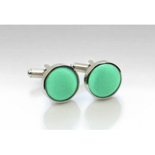 Bright Mint Men's Cufflinks