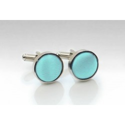Pool Blue Cufflinks