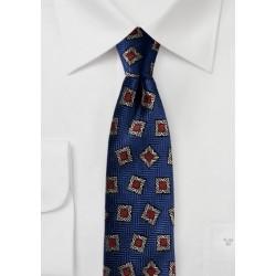 Vintage Designer Silk Tie by BlackBird