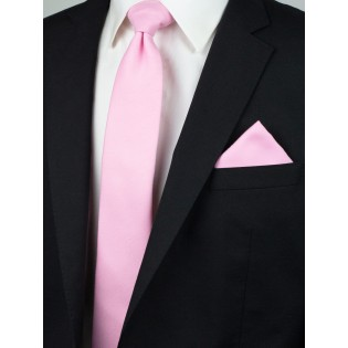 Tickled Pink Spring and Summer Necktie Styled