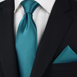 Oasis Color Necktie Styled