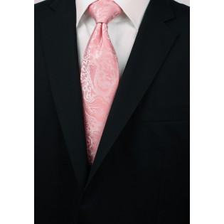 Tulip Pink Paisley Pink Paisley Tie