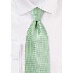 Summer Tie in Seacrest Green