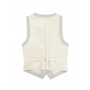 Tan Women's Vest Back