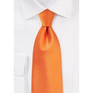 Nectarine Colored Tie