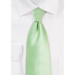 Light Mint Colored Necktie