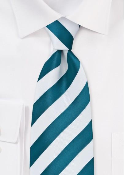 Horizon Blue Striped Tie