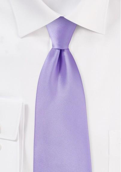 Lavender Hued Necktie