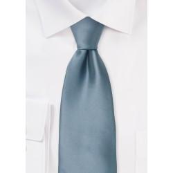 Dusty Blue Mens Neckties